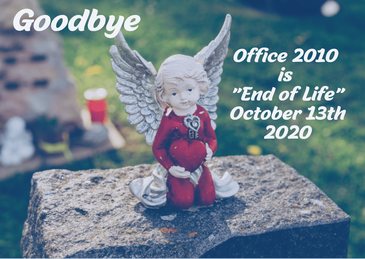 Microsoft Office 2010 and Office 2016 for Mac are End of Life